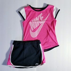 NIKE 2PC Skort and Top